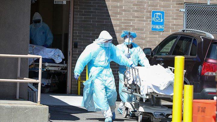 """1.4 ألف وفاة و29 ألف إصابة جديدة  ب""""كورونا"""" في الولايات المتحدة"""