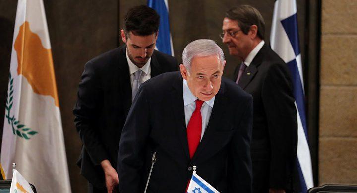 """نيابة الاحتلال تطالب بمنع نتنياهو من التحكم بجهاز """"إنفاذ القانون"""""""