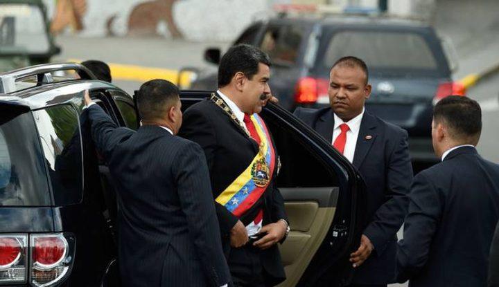 فنزويلا تعلن إحباط محاولة انقلاب على السلطة