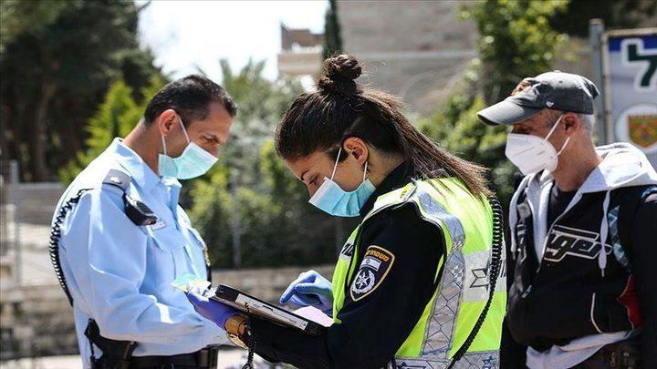 عدد وفيات فيروس كورونا في دولة الاحتلال يرتفع لـ230