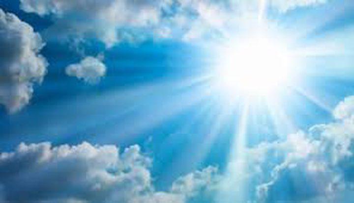 ارتفاع على درجات الحرارة ومنخفض جوي يومي الثلاثاء والاربعاء