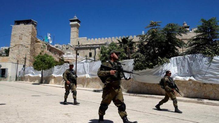 الأوقاف تحذر من مشروع الاحتلال الاستيطاني في الخليل
