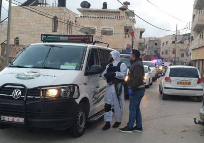 إغلاق 21 محلاً تجارياً لمخالفتهم قانون الطوارئ في ضواحي القدس