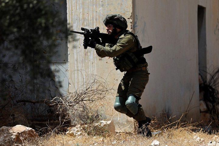 إصابة شاب برصاص الاحتلال جنوب اريحا