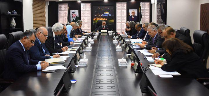 توجه لفتح الاقتصاد تدريجيًا في فلسطين مع الأخذ باجراءات السلامة