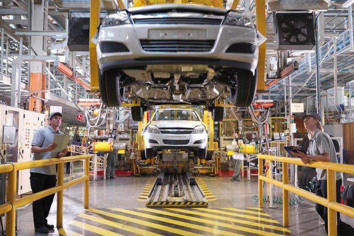 انهيار مبيعات السيارات الجديدة لأقل مستوى في بريطانيا