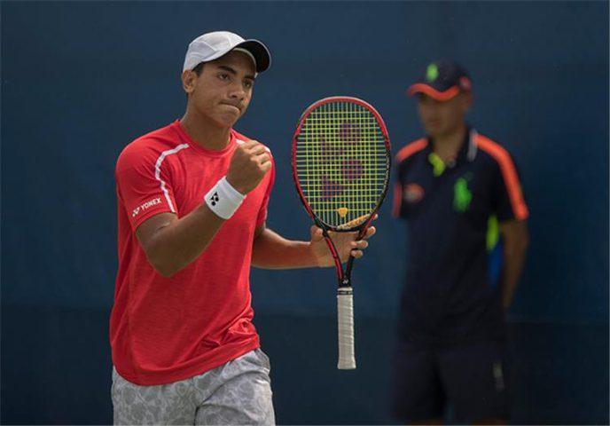 ايقاف لاعب كرة التنس يوسف حسام مدى الحياة