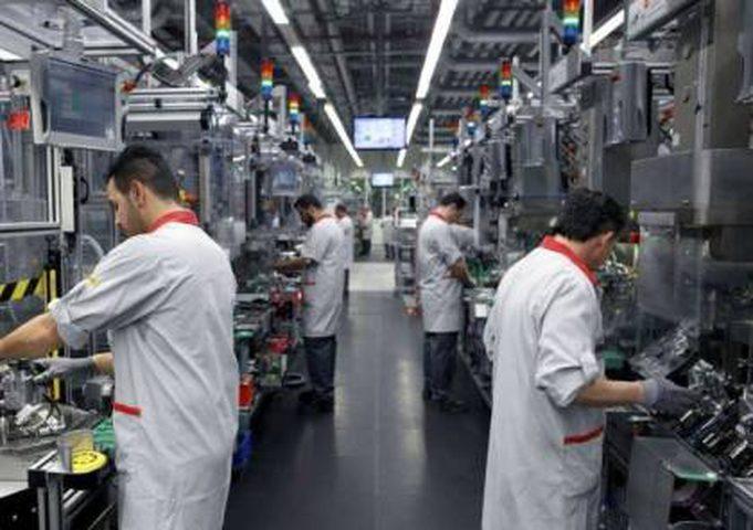 الإحصاء: تراجع حاد في كميات الانتاج الصناعي بسبب كورونا