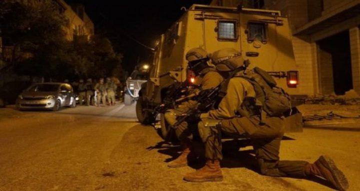 الاحتلال يعتقل تسعة مواطنين من القدس