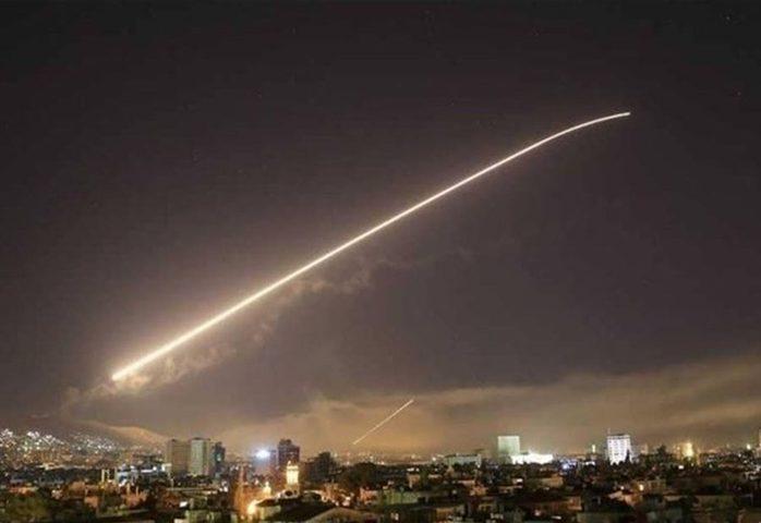 الدفاعات السورية تحبط هجوما إسرائيليا في ريف حلب
