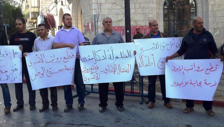 عبدربه: تعاطي بعض البنوك مع قرار الاحتلال محاولة لإدانة الأسرى