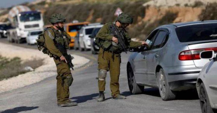 الاحتلال يحتجز عددا من المتطوعين على حاجز للمحبة شرق بيت لحم
