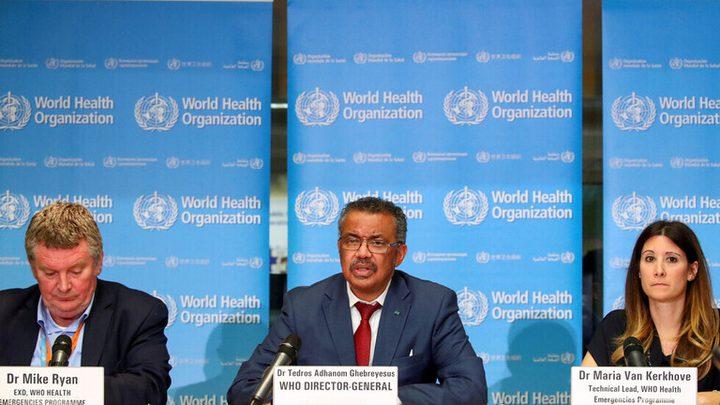الصحة العالمية تكشف أن جائحة كورونا ستتراجع تدريجيا