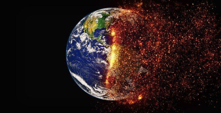 """العالم يقفز """"من جحيمكوفيد-19إلى نار المناخ"""""""