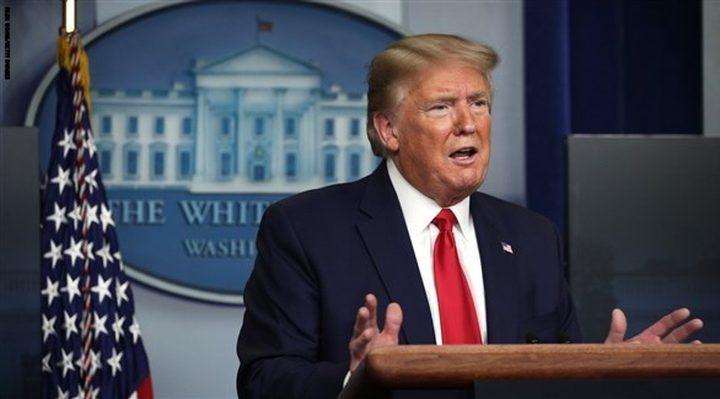 البيت الأبيض: الفحوصات تثبت عدم إصابة ترامب بفيروس كورونا