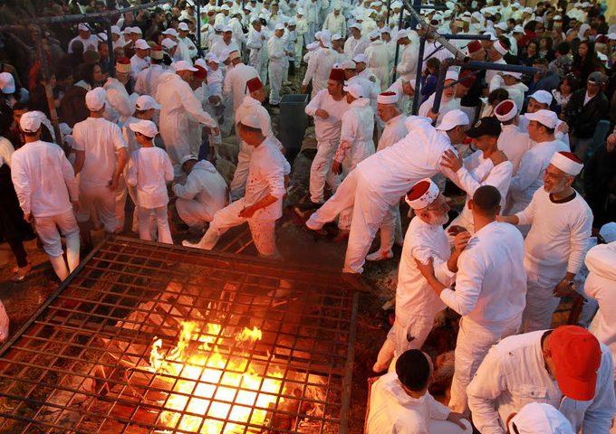اجراءات وقائية مشددة في احتفالات عيد الفسح لدى الطائفة السامرية