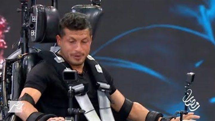 الحلقة الخامسة عشر من برنامج رامز مجنون رسمي وضيفه طارق حامد