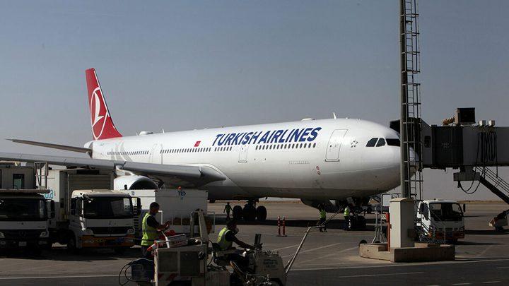 تونس تسمح بهبوط طائرة تركية لنقل مساعدات الى ليبيا
