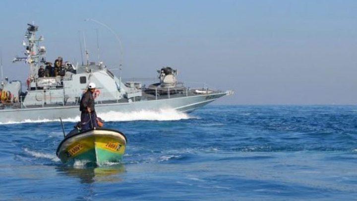 إصابة صياد برصاص الاحتلال في بحر السودانية شمال قطاع غزة
