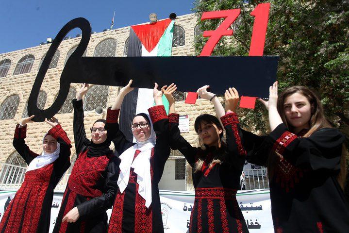 أبو هولي يعلن عن برنامج انطلاق فعاليات احياء الذكرى 72 للنكبة