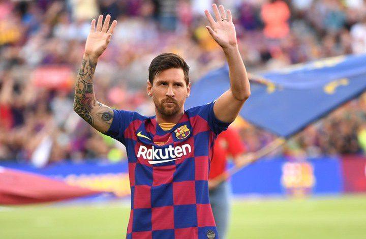 هل سيرحل ميسي عن برشلونة مجانا؟