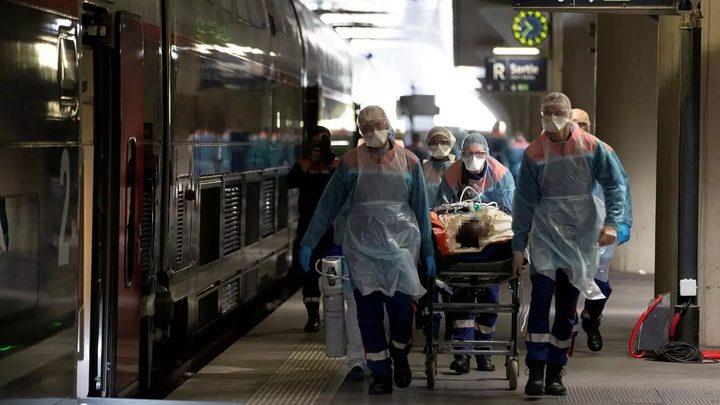 أميركا: تسجيل 1584وفاة خلال 24ساعةإجمالي الإصابات مليون و323