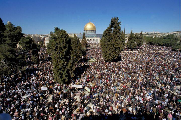 استمرار تعليق دخول المصلين إلى المسجد الاقصى