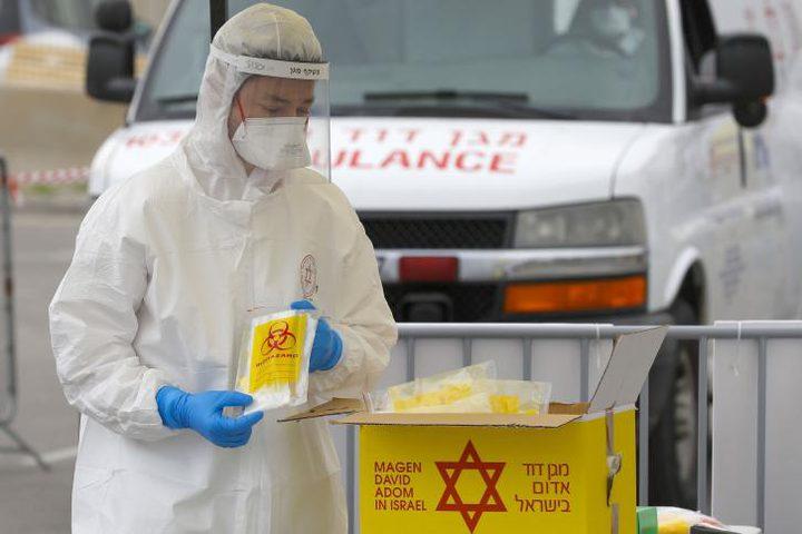ارتفاع عدد وفيات فيروس كورونا في دولة الاحتلال إلى 248