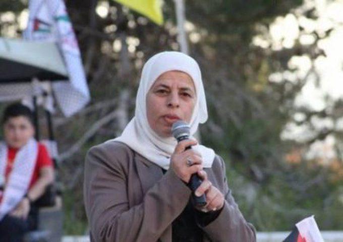 دلال سلامة: الاحتلال يعلن حربا متعددة الاوجه ضد شعبنا