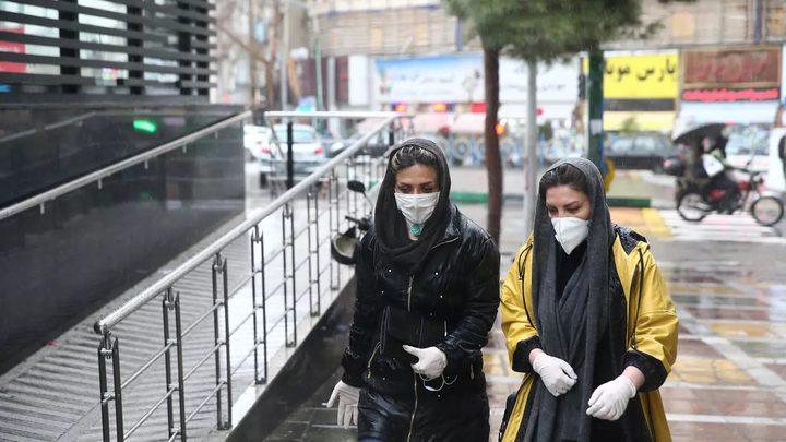 """51 وفاة و1383 إصابة جديدة بـ""""كورونا"""" في ايران خلال يوم واحد"""