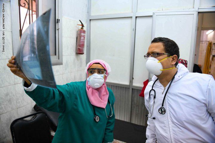 """تسجيل 8 حالات وفاة و346 إصابة جديدة بـ""""كورونا"""" في مصر"""