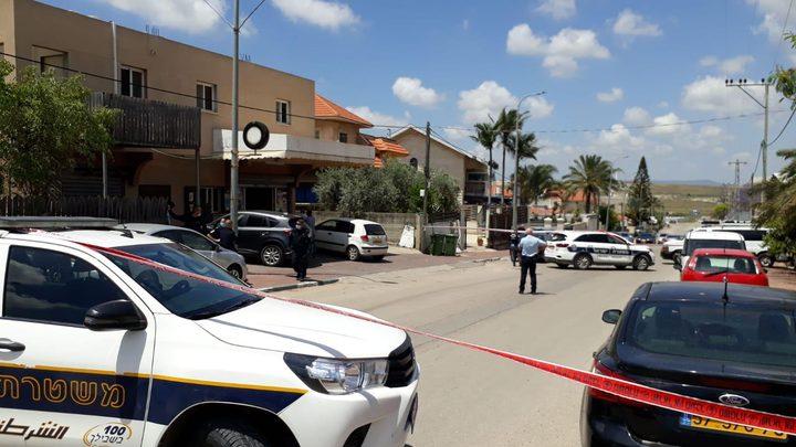 إصابة مواطن في جريمة إطلاق نار بكفر قرع