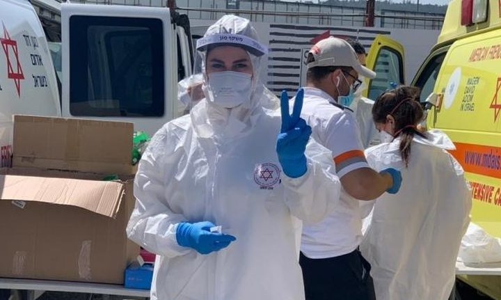 ارتفاع طفيف بعدد الإصابات بفيروس كورونا
