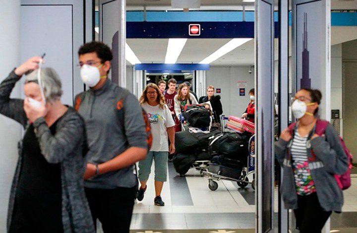 """تراجع بعدد الإصابات بفيروس كورونا في """"إسرائيل"""""""