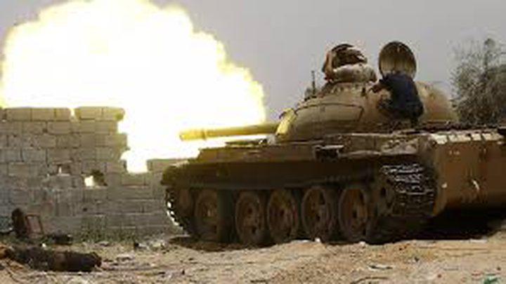 تركيا تهدد باستهداف الجيش الليبي
