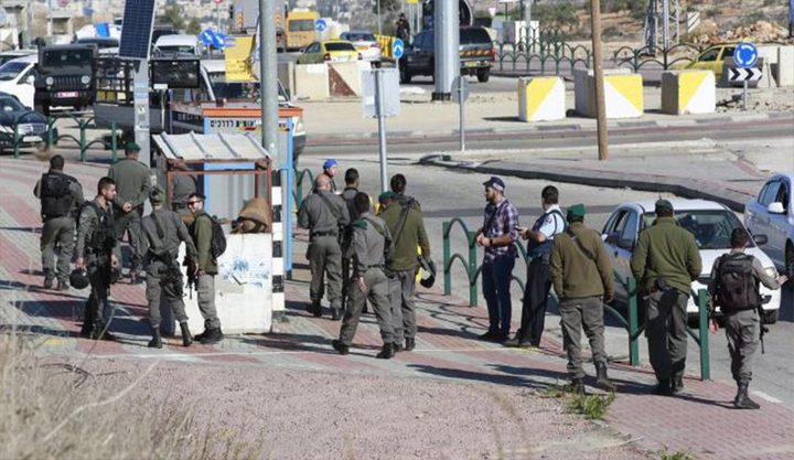إصابة شاب برصاص الاحتلال شمال القدس المحتلة