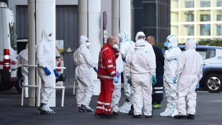 تسجيل 107 وفيات ونحو 10.9 ألف إصابة جديدة بكورونا في روسيا