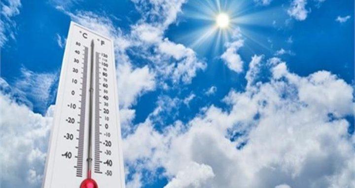 الطقس: أجواء حارة جافة مع ارتفاع في درجات الحرارة