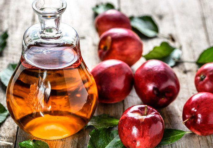 مشاكل تصيب البشرة ويعالجها خل التفاح