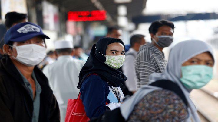 جاكرتا تفرض عقوبة جديدة على منتهكي قوانين التباعد الاجتماعي