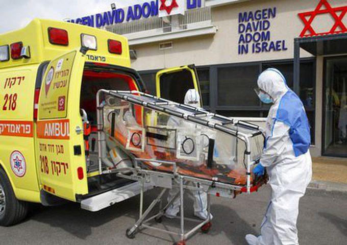"""ارتفاع عدد الاصابات بفيروس كورونا في """"إسرائيل"""" لـ 16579حالة"""