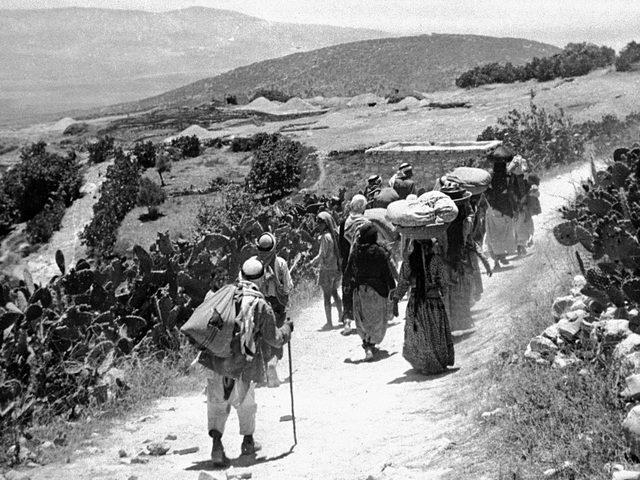 تهجير وتدمير ومجازر نفذتها العصابات الصهيونية بدعم من بريطانيا
