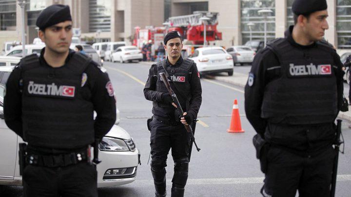 تركيا تقبض على38 شخصا بتهمة قيامهم بهجوم مسلح