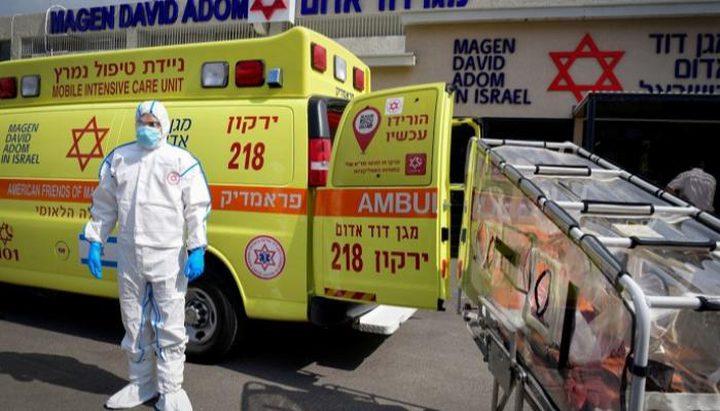 """ارتفاع عدد الإصابات بـ""""فيروس كورونا"""" في دولة الاحتلال"""