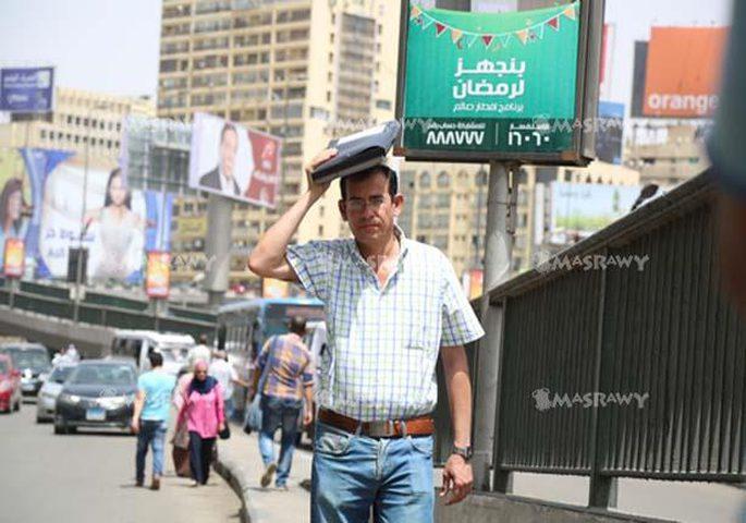 تحذيرات مصرية من ارتفاع درجات الحرارة عن المعدل الطبيعي