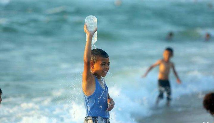 الدفاع المدني بغزة يوجه إرشادات للمواطنين للوقاية من موجة الحر