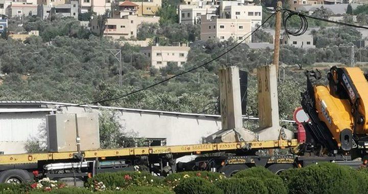 قوات الاحتلال تعزل يعبد عن العالم لليوم الثاني على التوالي