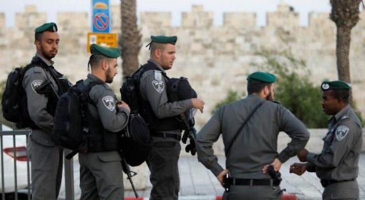 شرطة الاحتلال تعتقل 3 شبان من مدينة قلنسوة