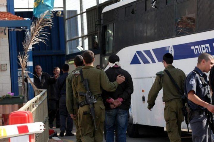 محكمة الاحتلال تمدد اعتقال الفتى قاسم أبو بكر للمرة السادسة
