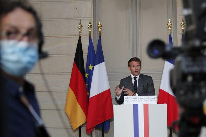 خطة فرنسية ألمانية بقيمة 500 مليار يورو لإخراج أوروبا من الأزمة